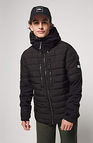 O'Neill Herren PM IGNEOUS Jackets Snow, Black Out, S