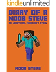 Diary of a Noob Steve: The Noob Wars Book 2: (Noob Wars Series) An Unofficial Minecraft Story