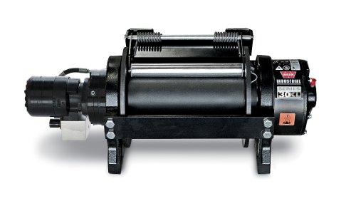 WARN 80510 Series30XL-LP Industrial Hydraulic Winch