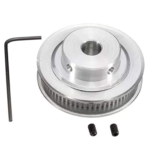 CLJ-LJ 3D printer accessories, 3D Printer Timing Belt Pulleys 60 Tooth 60T 8mm Bore For RepRap Prusa Mendel printer