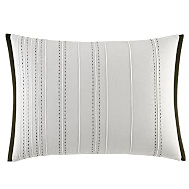 Vera Wang Dragonfly Wing Throw Pillow, 12 x 16, White