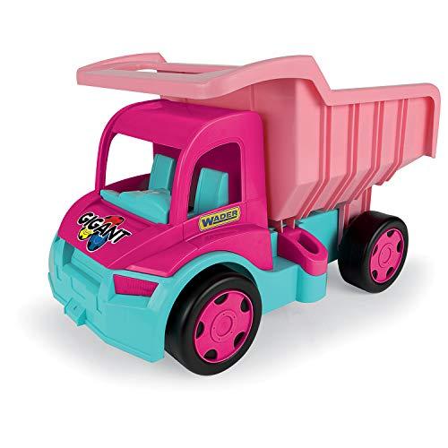 Wader - 2078251 - Gigant Dump Truck pour Les Filles