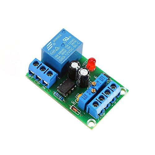 12V Controlador de Carga de Batera Mdulo de Proteccin Automtica de Batera Regulador de Carga Automtico