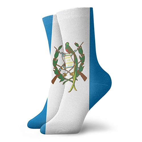 Guatemala Bandera Calcetines antideslizantes zapatillas calcetines calcetines suaves antideslizantes térmicos calcetines otoño e invierno cómodos calcetines 30cm