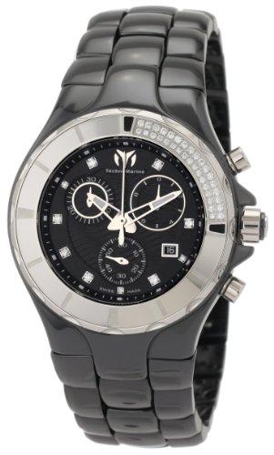 TechnoMarine Women's 110029C Cruise Ceramic 40mm Watch