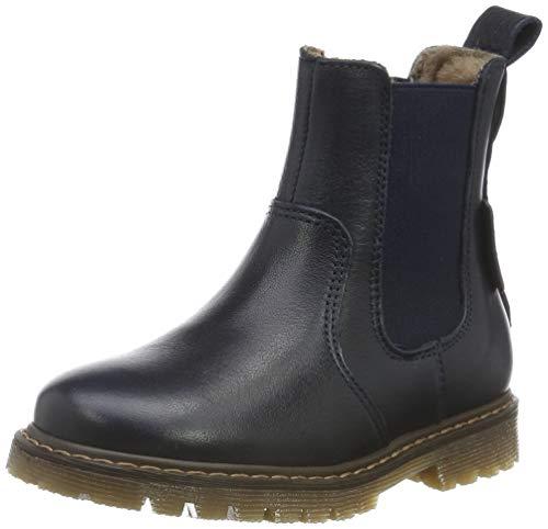 Bisgaard Mädchen Neel Chelsea Boots, Blau (Navy 600), 33 EU