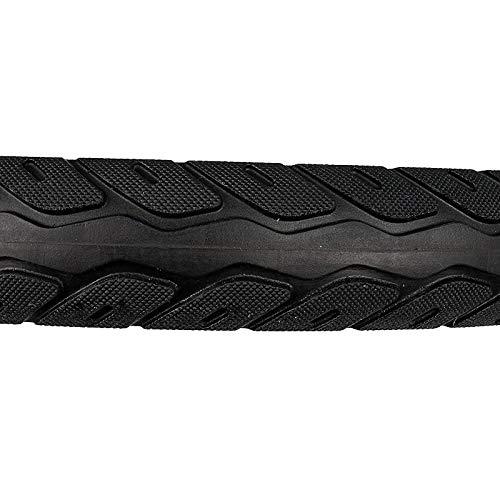 LYQQQQ 16 * 2.125 Pulgadas Neumático sólido para Bicicletas y neumáticos de Bicicleta 16x2.125 con neumáticos para Bicicletas de montaña