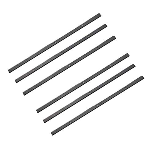 13-Inch Replacement Planer Blade 6552-043 for WEN 6552, 6552T 13-inch 3-Blade Benchtop Thickness Planer-2 sets(6pcs) -  Yubala