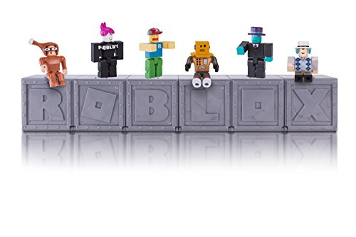 Roblox Series 1 Mystery Figure Six Pack - jazwares roblox robot riot mix match set 10872