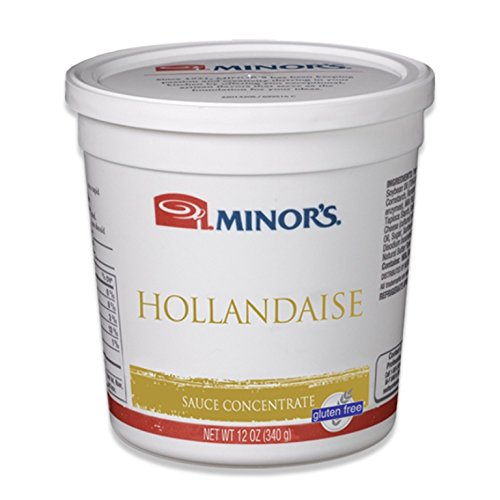 Minor's Sauce Concentrate, Hollandaise, 12 Ounce