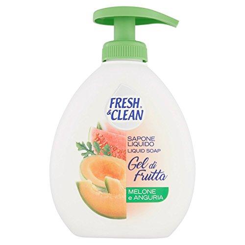 Fresh & Clean – Sapone Liquido Melon/Anguria – 300ml