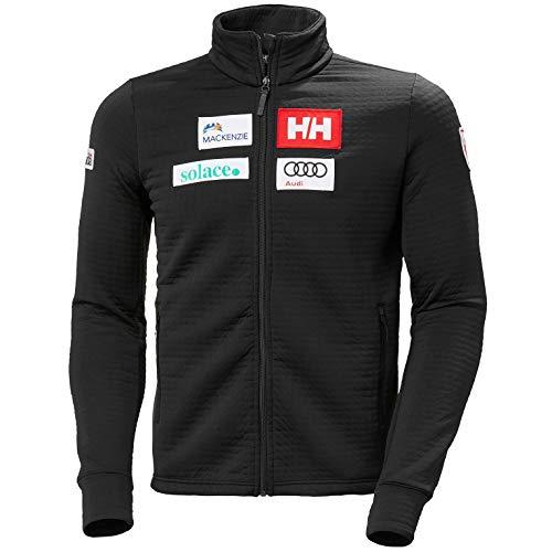Helly Hansen Chaqueta Power Air Heat Grid para hombre, Hombre, Chaqueta, 51885, Can Black, xx-large