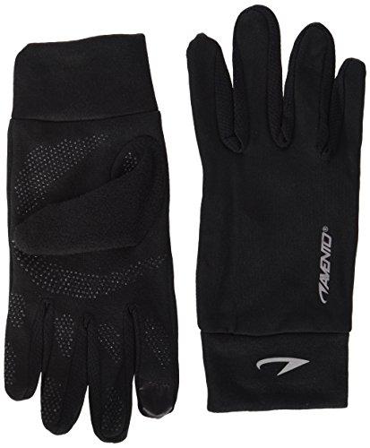 Avento Touch Gant de Course XL Noir - Noir