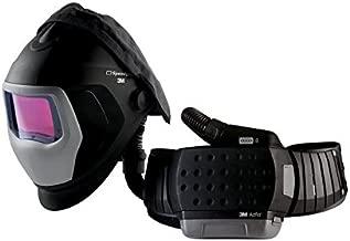 3M Speedglas Welding Helmet 9100 Air, with Welding Filter Kit 9100XXi and 3M Adflo Powered Air Respirator