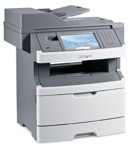 Lexmark X466de Multifunctioneel apparaat (monochrome laserprinter, scanner, kopieerapparaat, fax)