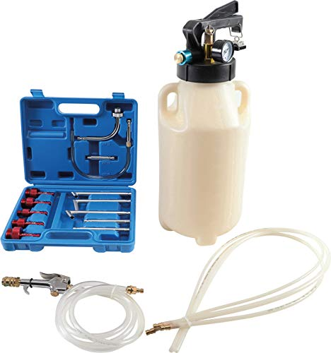 BGS 8775 | Druckluft-Öl-Absaug und Befüllgerät