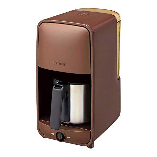タイガー コーヒーメーカー ダークブラウンTIGER ADC-A060-TD