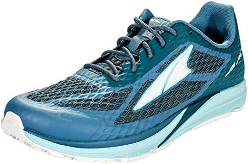 ALTRA Women's AL0A4QTO Viho Road Running Shoe, Deep Teal - 7 M US