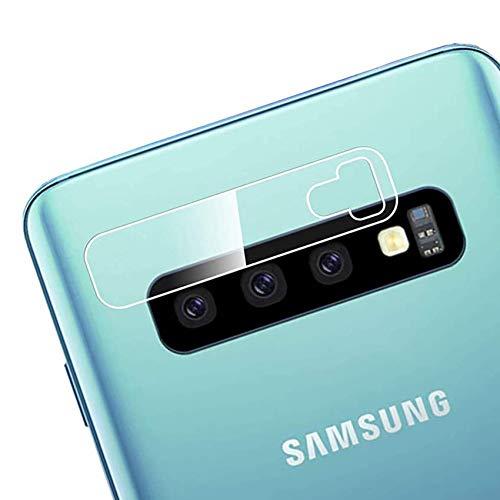 EasyULT Kamera Panzerglas Schutzfolie Für Samsung Galaxy S10/S10 Plus[2 Stück], Gehärtetes Glas Displayschutzfolie Kompatibel mit Samsung Galaxy S10/S10 Plus Kamera Objektiv