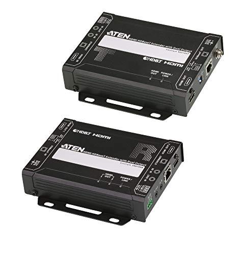 ATEN VE814A HDMI HDBaseT Extender Dual 2 Ausgänge