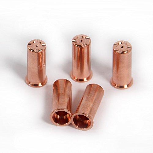 Boquilla TRAFIMET de larga duración para CEBORA P 70 cm de diámetro y 1,2 mm unidades 5 pcs