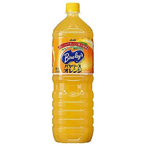 バヤリース オレンジ [ペット] 1.5L 1500ml x 8本[ケース販売][アサヒ飲料/国産/飲料] ※送料無料