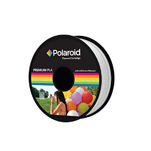Polaroid Filamento Universal PLA 1Kg Branco (POLPL-8001-00)