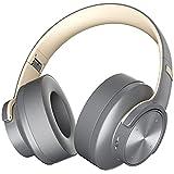 Auriculares Bluetooth de Diadema Cascos Bluetooth Inalambricos Plegable Bluetooth 5.0 Micrófono Incorporado y Hi-Fi Estéreo, 1000mAh