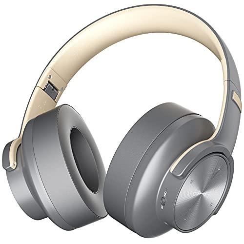Auriculares Bluetooth de Diadema Cascos Bluetooth Inalambricos...
