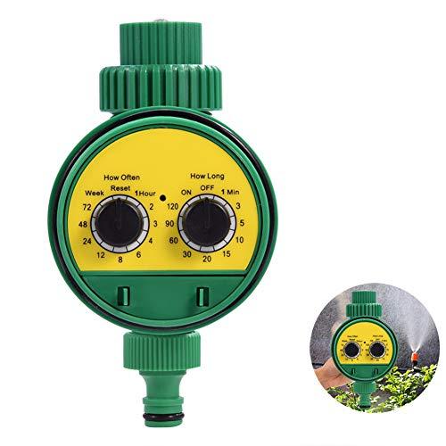 ZDYLM-Y Bewässerungscomputer Garten Automatik Knopf Timing Wasserdicht Nummer Bewässerungssteuerung, Familie Gartenbewässerungsausrüstung
