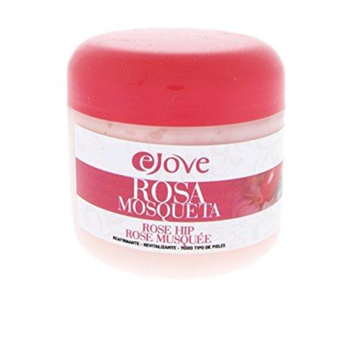Ejove EJ018 Crema de Rosa Mosqueta para Rostro, Manos y Cuerpo 300 ml