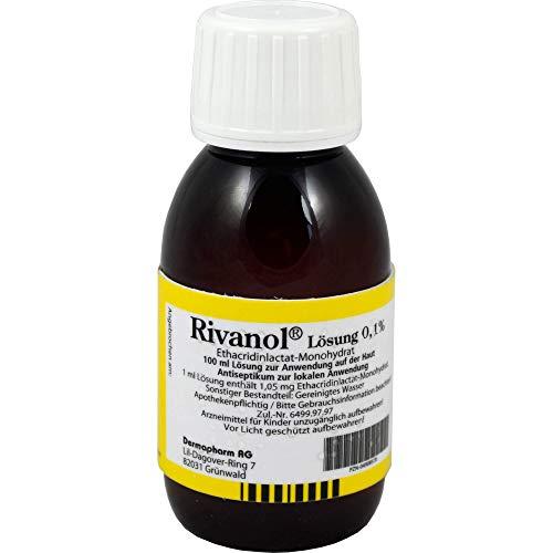 Rivanol Lösung 0,1% Antiseptikum, 3000 ml Lösung