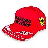 Master Lap Gorra Ferrari F1 Carlos Sainz Mission Winnow