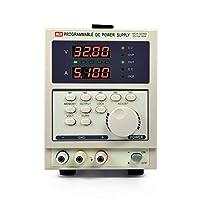 電源の調整 MCH3205D DC 安定化電流供給 4桁ディスプレイ DC電源 4桁LEDディスプレイ付き