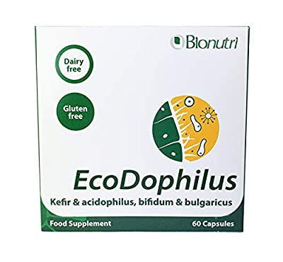 Bionutri EcoDophilus 60's Probiotic Support, 30 Day Supply from Bionutri
