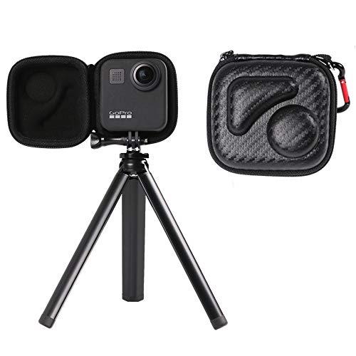 SUREWO Mini-Tragetasche, Reisetasche, Aufbewahrungsbox für GoPro Max Kamera