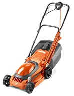 Utilises a powerful 1400W motor so you can tackle your lawn with ease A 34cm cutting width and 20-60mm cutting height ensures a neat and tidy finish to your lawn Equipped with a large 35 litre grass box meaning less time spent emptying grass clipping...