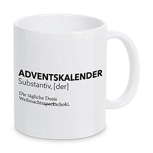 artboxONE Tasse Adventskalender 5