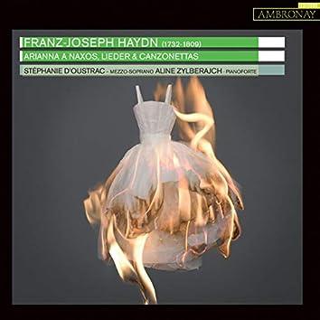Haydn: Arianna a Naxos, Lieder & Canzonettas