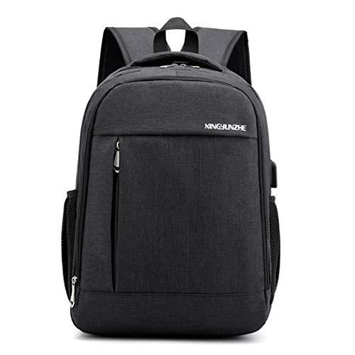 Rugzak laptop met usb opladen poort business computer tas geschikt voor zakelijke werk school universiteit man