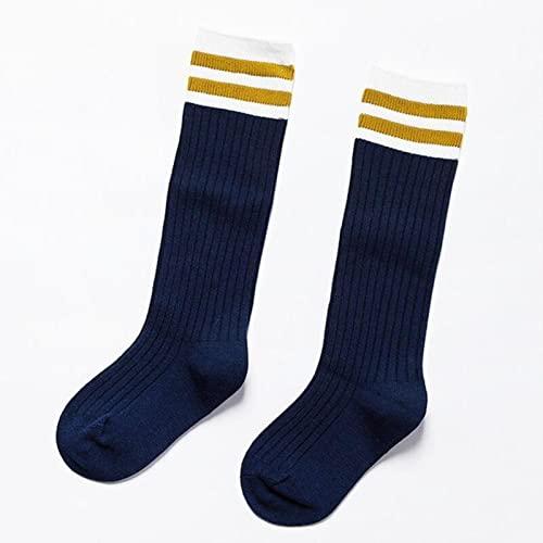 UKKO Sock Solide Kinder Lange Socken...