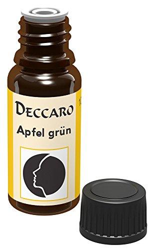 DECCARO Aceite aromático'Verde manzana', 10 ml (aceite de perfume)