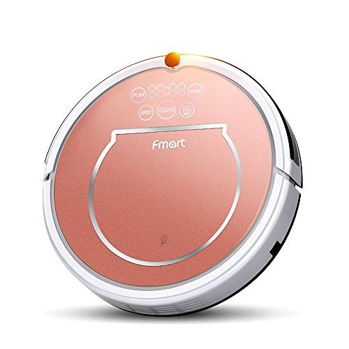 Fmart - YZ-Q1Robot Aspirapolvere Lavapavimenti Intelligente con grande serbatoio di acqua, spazza, pulisce e aspira, aspirapolvere 3in 1
