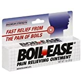 Boil Ease Pain Relieving Ointment by Boil Ease