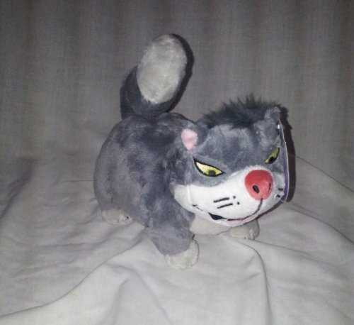 Disney Lucifer the Cat from Cinderella Plush Toy - Best Buy Exclusive