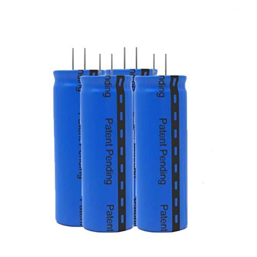 Grabarme High Cycle Life Mejor seguridad 2.4 V 23680 2500 mAh batería recargable de litio de baja temperatura, para sillas de ruedas eléctricas para ancianos de gama alta juguetes para niños 4
