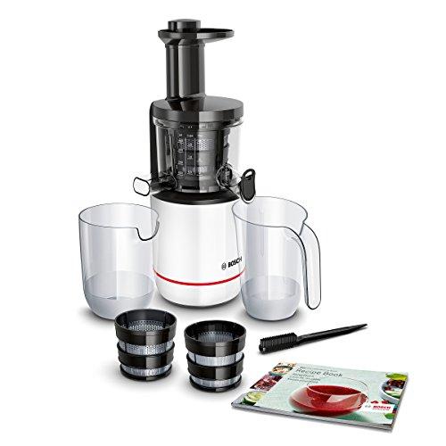 Bosch MESM500W Estrattore, 150 W, plastica, bianco