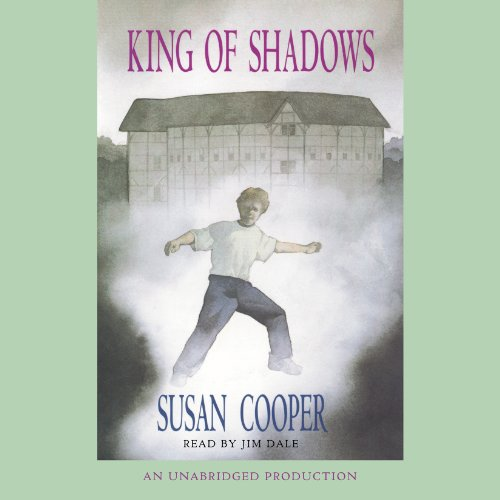 King of Shadows audiobook cover art