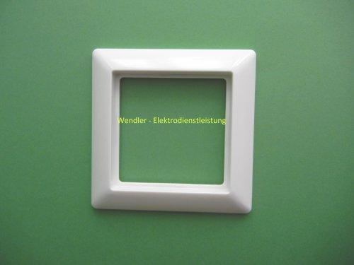 Jung Rahmen AS 581 WW, 1-fach, alpinweiß