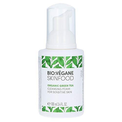 Bio:Vegane, Gel y espuma para limpieza facial (Te Verde) - 1 unidad